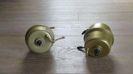 Unterdruckdosen Scheinwerfermechanismus / Eyelid actuator servos