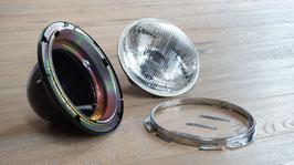 Scheinwerfertopf inkl. Scheinwerfer / Head Light Bowl incl. Headlight Rivolta GT, Bizzarrini