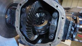 Case and assembly parts / Gehäuse- und Montageteile: