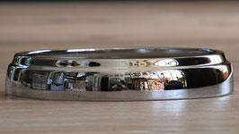 Chromring Zierring Scheinwerfer / chrome ring head lamp Rivolta GT, Bizzarrini OEM