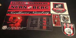 Nürnberg Szeneklebermix 12008