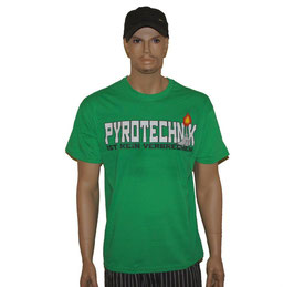 Pyro Shirt Grün 3