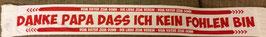 Köln Danke Papa das ich kein Fohlen bin Seidenschal