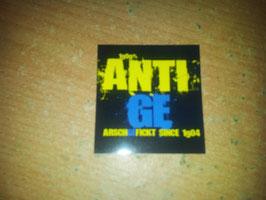 ANTI GE    ArschGEfickt since 1904