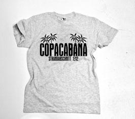 Copacabana Strandabschnitt 1312 Shirt Grau