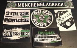 Mönchengladbach Szeneklebermix 6701