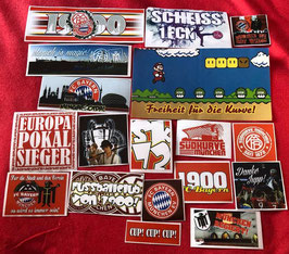 München Szeneklebermix 6026