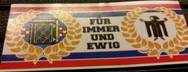 150 München Bochum für immer und ewig Aufkleber