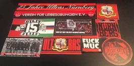Nürnberg Szeneklebermix 6381