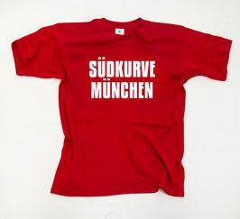 München Südkurve Rot Shirt