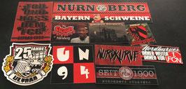 Nürnberg Szeneklebermix 7018