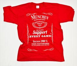 München Jack Shirt Rot