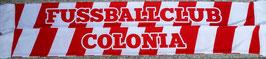 Köln Fussballclub Neu Seidenschal