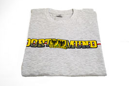 Dortmund länglich Skyline Shirt Grau