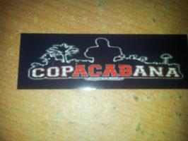 200 copACABana Aufkleber