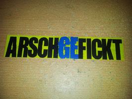ArschGEfickt Riesig 20x5