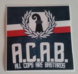 150 Basel ACAB Schwarz