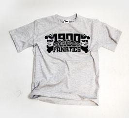 Mönchengladbach Fanatics Shirt Grau