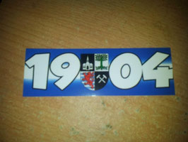 150 1904 + Stadtwappen