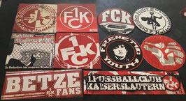 Kaiserslautern Szeneklebermix 6811