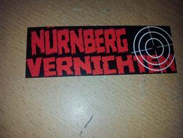 Nürnberg vernichten