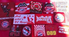 München Szenekleberpaket 6003