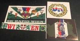 Rapid Wien Szeneklebermix 6560