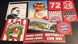 München Szeneklebermix 6461
