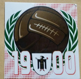 150 München AGM Ball 1900 Aufkleber