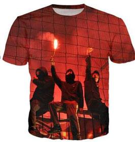 PyroShirt Spezial Rot