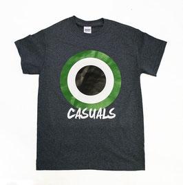 Casuals Grüner Kreis Shirt