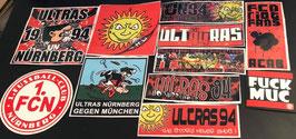Nürnberg Szeneklebermix 6674