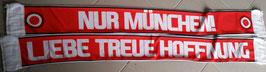 München Liebe Treue Hoffnung Seidenschal