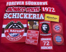 München Szeneklebermix 6043