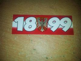 150 1899 + Stadtwappen Frankfurt