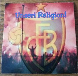 Basel Unseri Religion Aufkleber