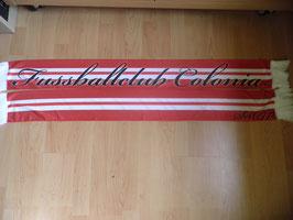 Köln Seidenschal Fussballclub Colonia