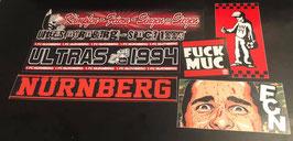 Nürnberg Szeneklebermix 6410