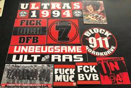 Nürnberg Szeneklebermix 6822