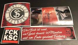Freiburg Szeneklebermix 6149