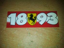 150 1893 + Stadtwappen Stuttgart