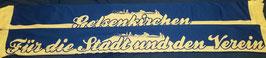 Gelsenkirchen für die Stadt und Verein Seidenschal