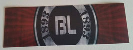 150 Basel BL 1893 Kreis Aufkleber