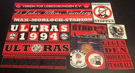 Nürnberg Szeneklebermix 12009