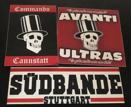 Stuttgart Szeneklebermix 7011