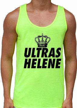 Ultras Helene Krone Neongelb Tanktop