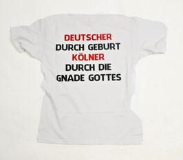 Köln Geburt Deutscher Kölner Shirt