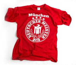 München Meister 2015 Shirt