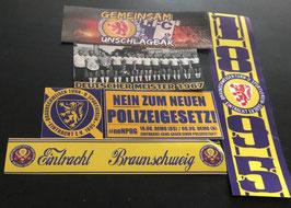 Braunschweig Szeneklebermix 6735