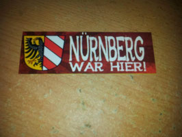 150 Nürnberg war hier !
